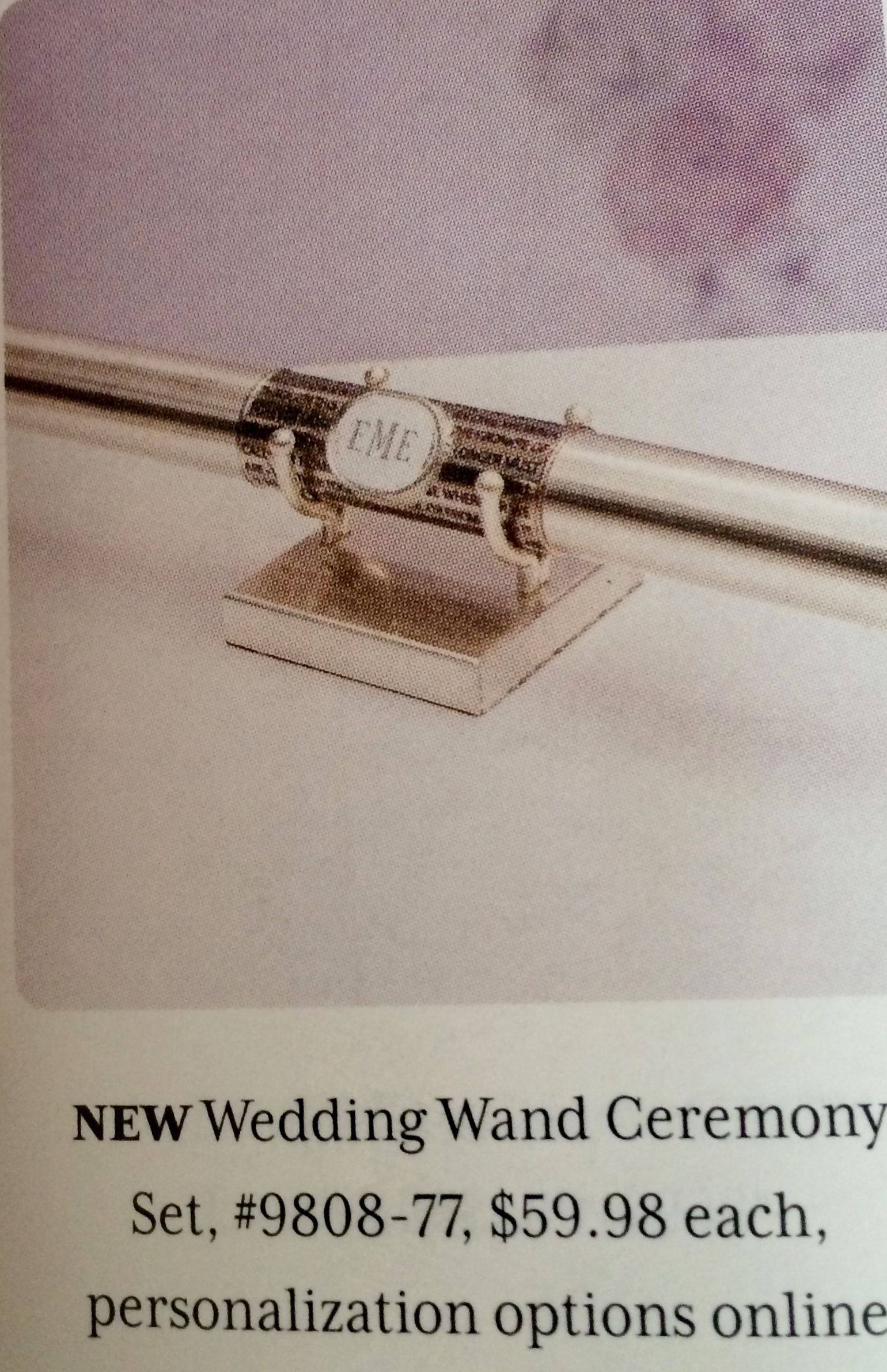 Wedding tips a life of dreams weddings blog 2nd wedding wand wand pricing aiddatafo Images
